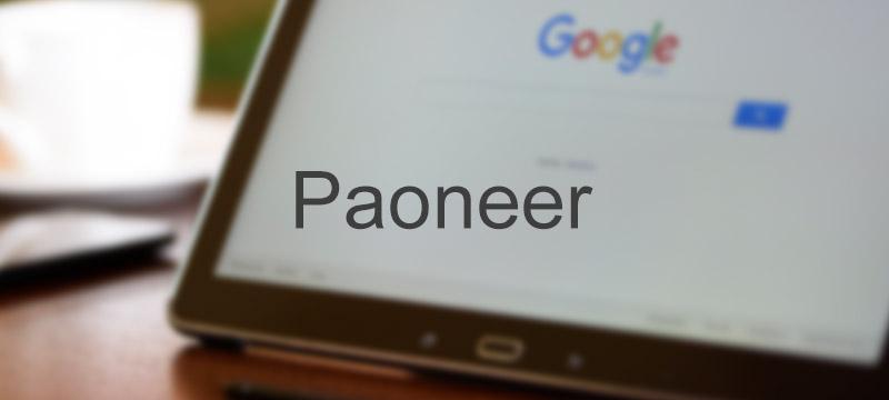 Paoneer